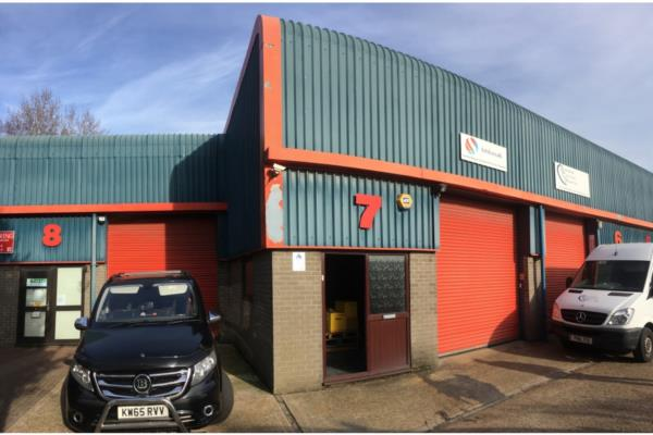 Unit 7, Phoenix Industrial Park, Chickenhall Lane ,   Eastleigh ,Southampton , SO50 6PQ